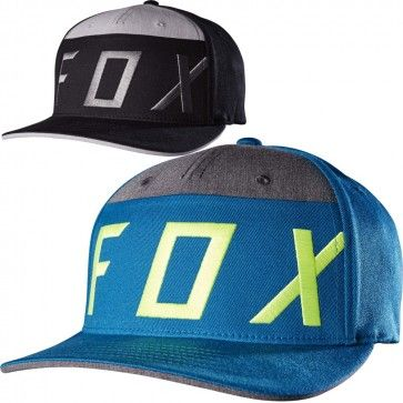 Dp Fox Racing Moth Splice Mens Flexfit Hats Fox Mens Spring 17