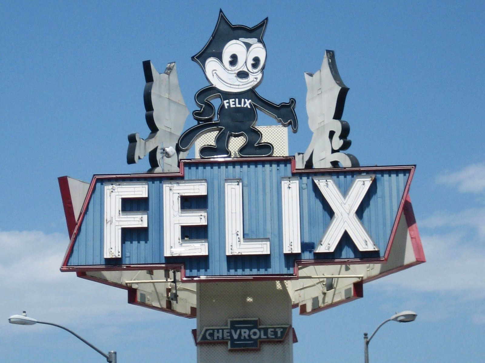 Wonderful Felix Chevrolet U2022 Los Angeles, California