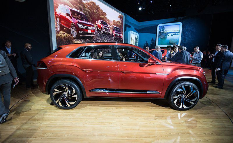 2020 Volkswagen Atlas Cross Sport Review, Pricing, and