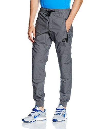 Nike Pantalone Sport M Nsw Jogger Wvn Air Hyb  [Grigio Scuro/Nero]
