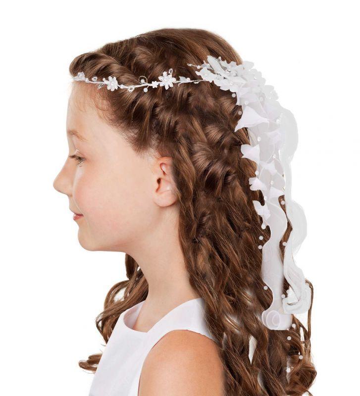 Pin auf Frisuren Kommunion