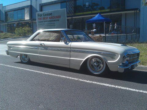 Aussie Grill On Falcon With Images Ford Falcon