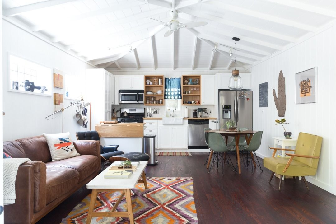 Awesome Get The Look A Scandinavian Inspired Cali Bungalow Style Theyellowbook Wood Chair Design Ideas Theyellowbookinfo