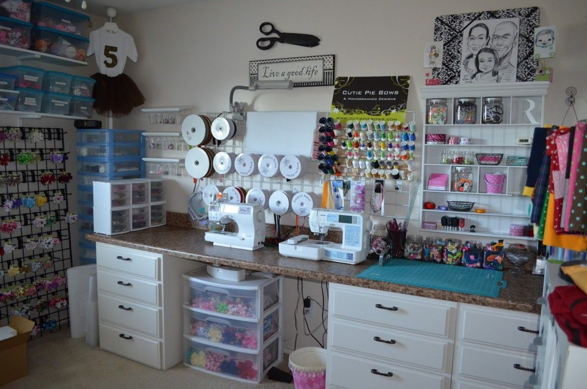 Office & Workspace: Inspired Craft Studio Design Interior, Simple Craft Studio Interior Design
