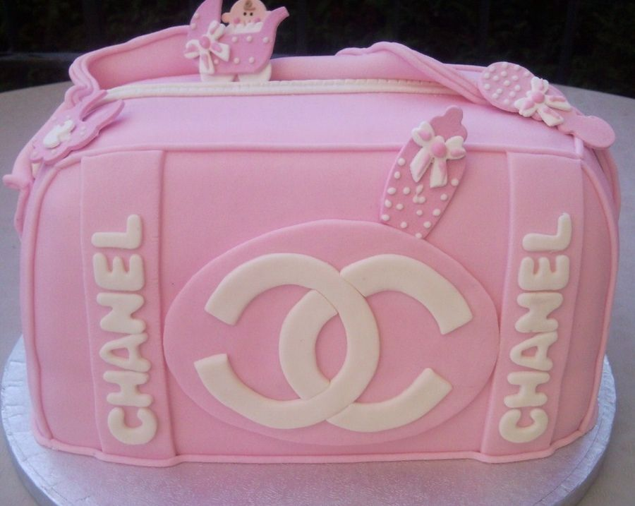 Chanel Baby Clothes Chanel Baby Purse Cake To Make My First Chanel