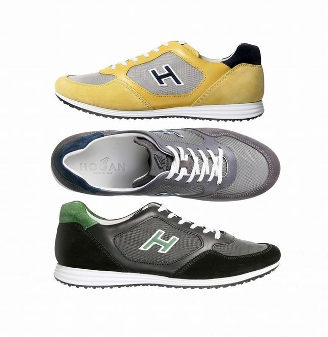 taille 40 de893 30d0b Pin on Like Hogan Chaussures pas cher
