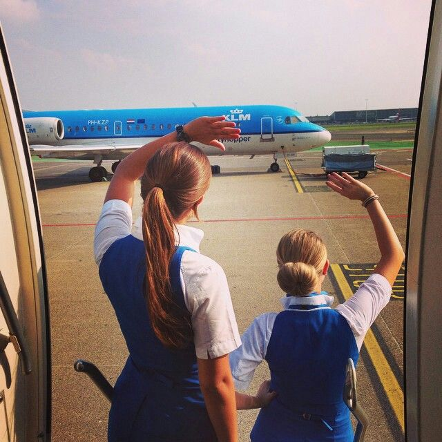 KLM Stewardesses @flightattendantdiaries my career - air flight attendant sample resume
