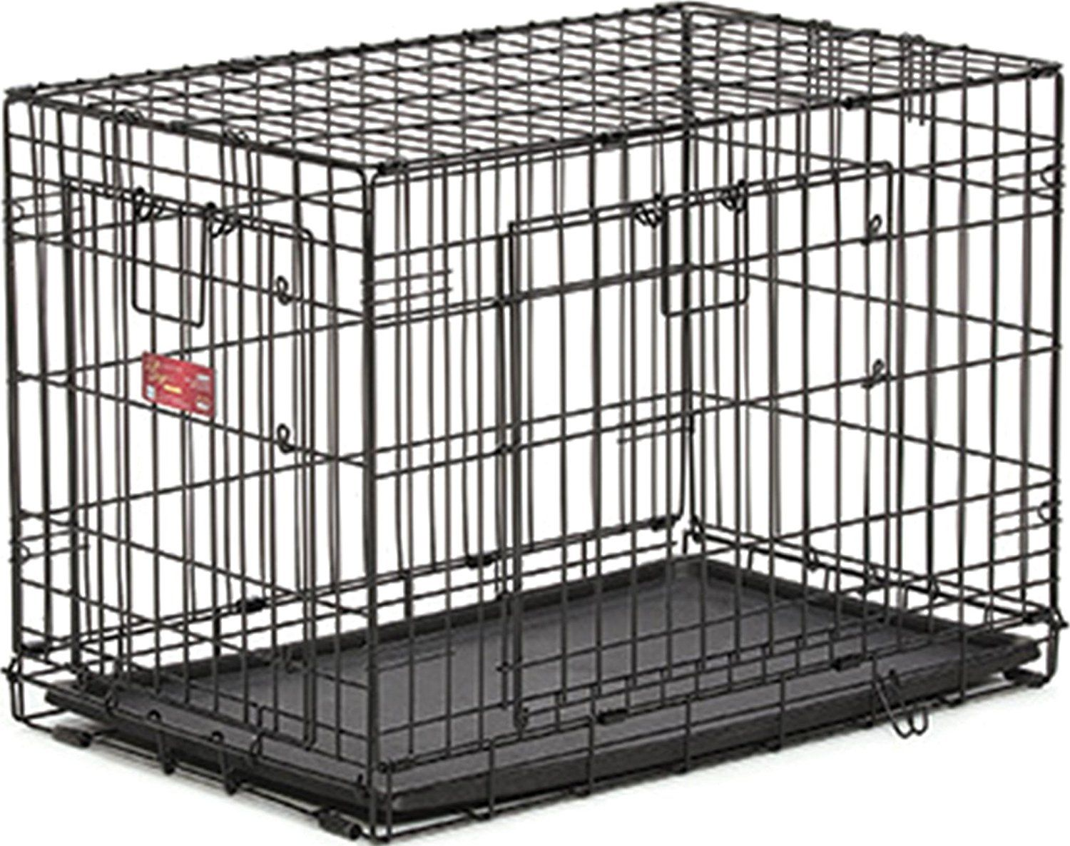 Midwest Homes For Pets Life Stages Ace Dog Crate See This Awesome Image This Is An Amazon Affiliate Link I May Earn Commission From It Dog Travel Crate