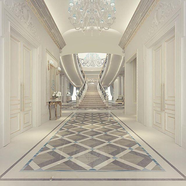 Luxury Entrance Lobby Design Oman Muscat Ions Design Dubai Pinterest Muscat Lobby
