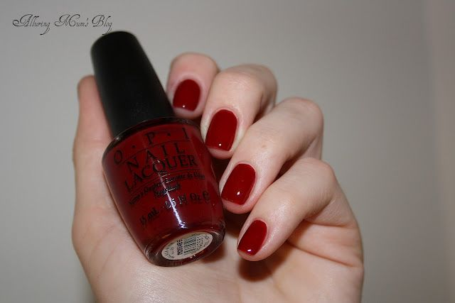 OPI Malaga Wine;; This was always my mom's fave color. Classic ;)