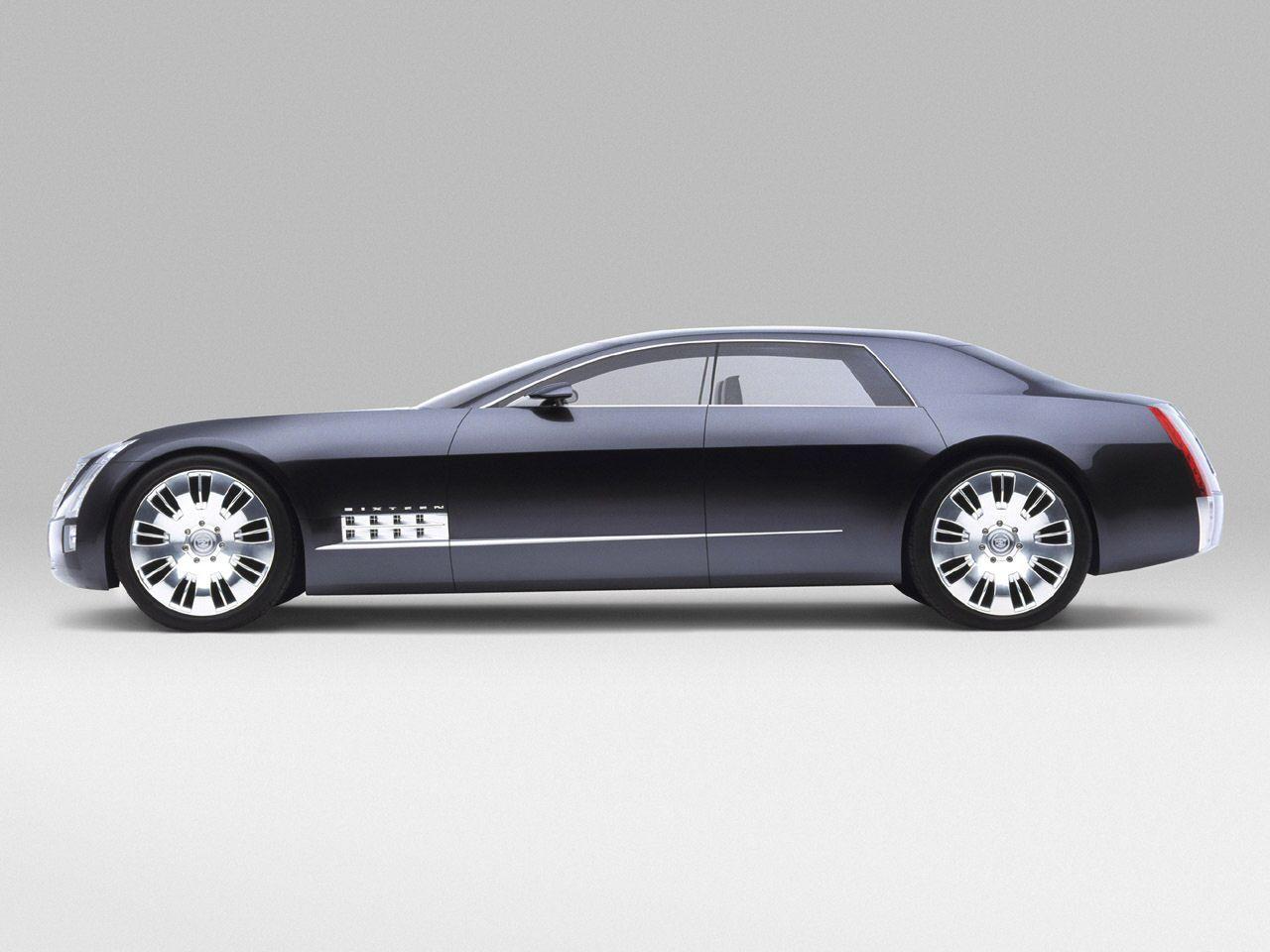 Cadillac v16 concept car