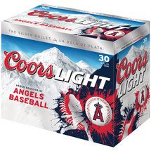 Food Coors Light Light Lager