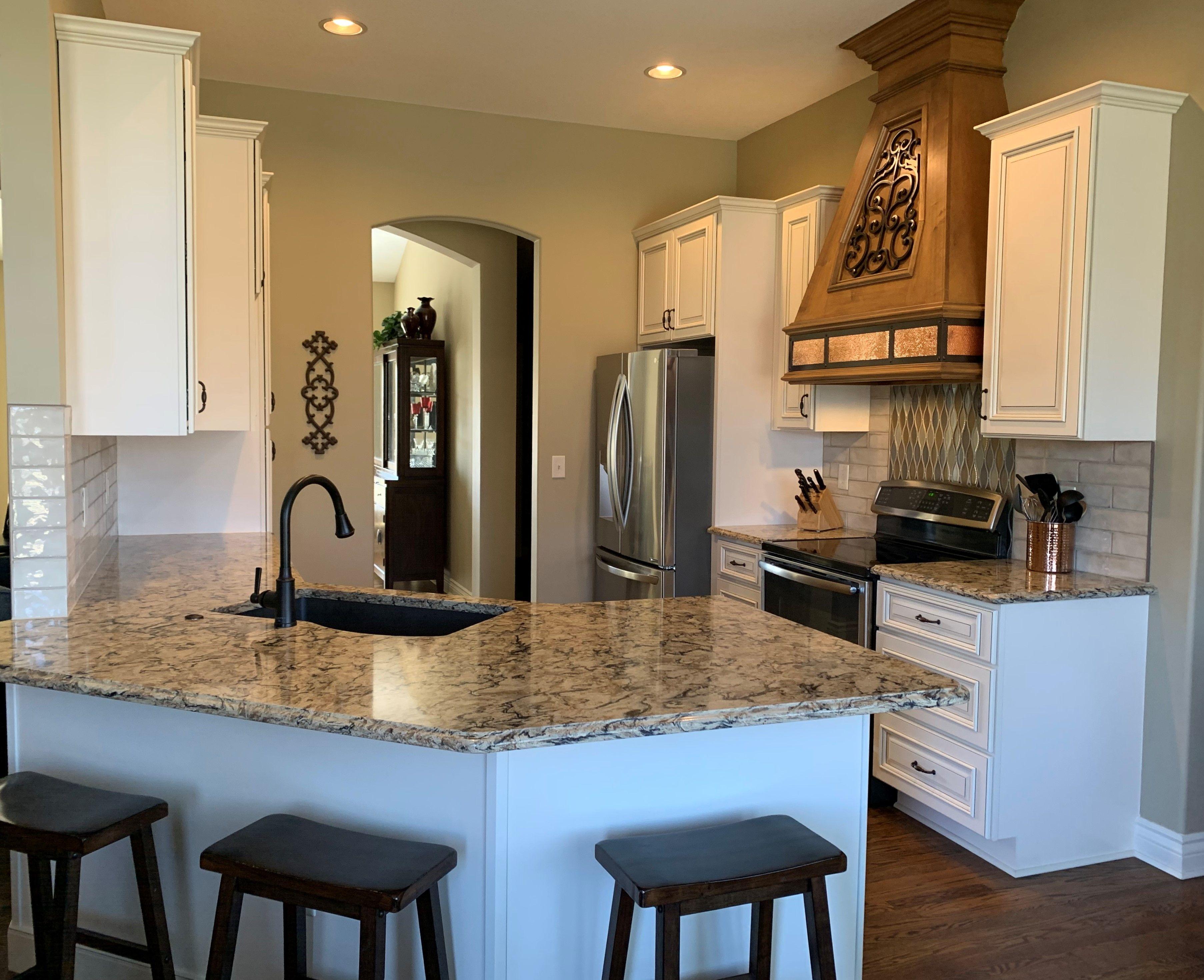 Kitchen Tune Up Wichita Ks Custom Cabinets In 2020 Custom Cabinets Cabinet Used Cabinets