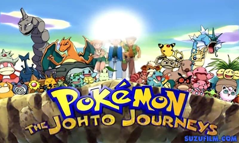 Pokemon The Johto Journeys Season 3 Hindi Dubbed Episodes Download