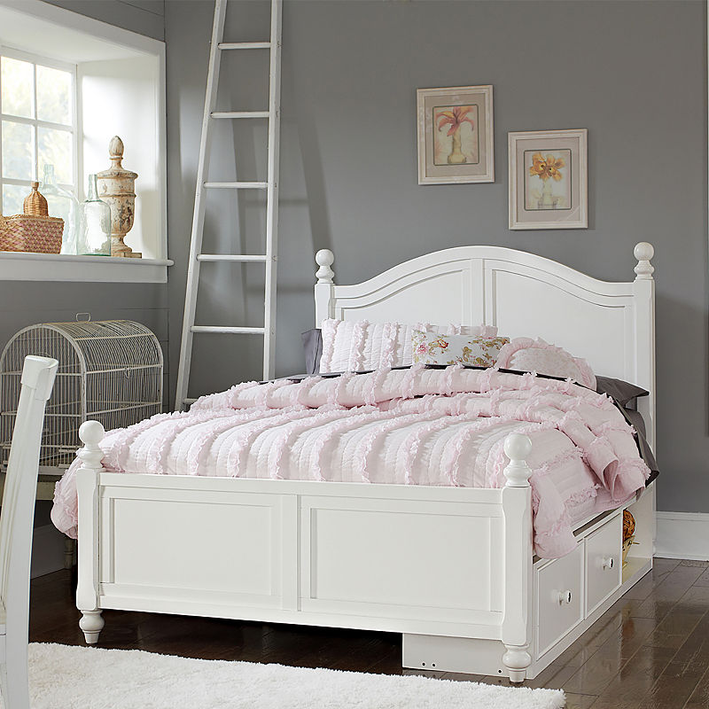 Lake House Payton Arch Bed with 2 Storage Units | Products ...