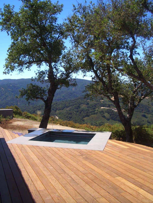 32 Gorgeous Hot Tub Design Ideas For Your Beautiful Backyard #hottubdeck