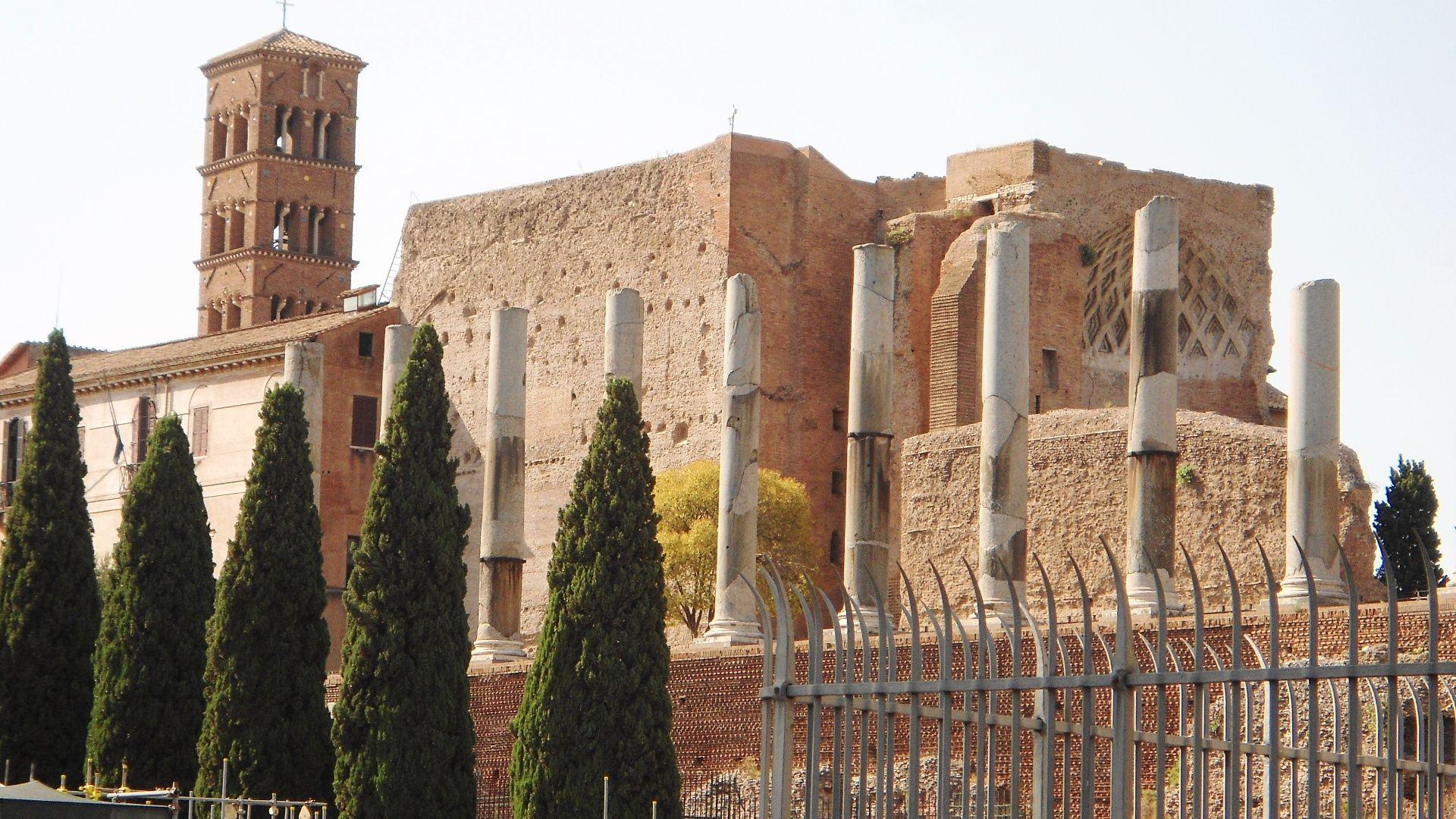 foto de Foro romano Roma 2012 Viajes Roma y Romanos