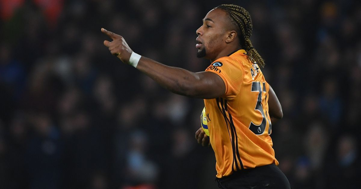 Wolves Star Adama Traore Admits He Made Remarkable Nfl Choice National Football L In 2020 Manchester United Legends Manchester United Team Manchester United Transfer