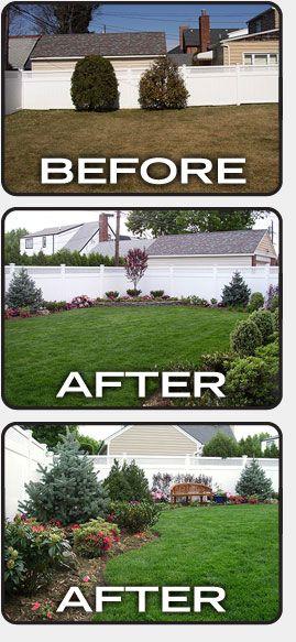 Back Yard Landscaping Design
