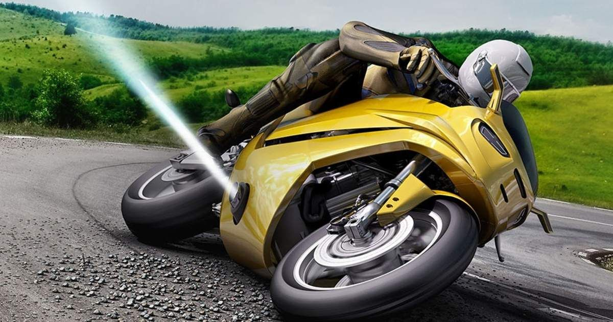 Bosch Wants To Put Rockets On Your Motorcycle Motorcycle