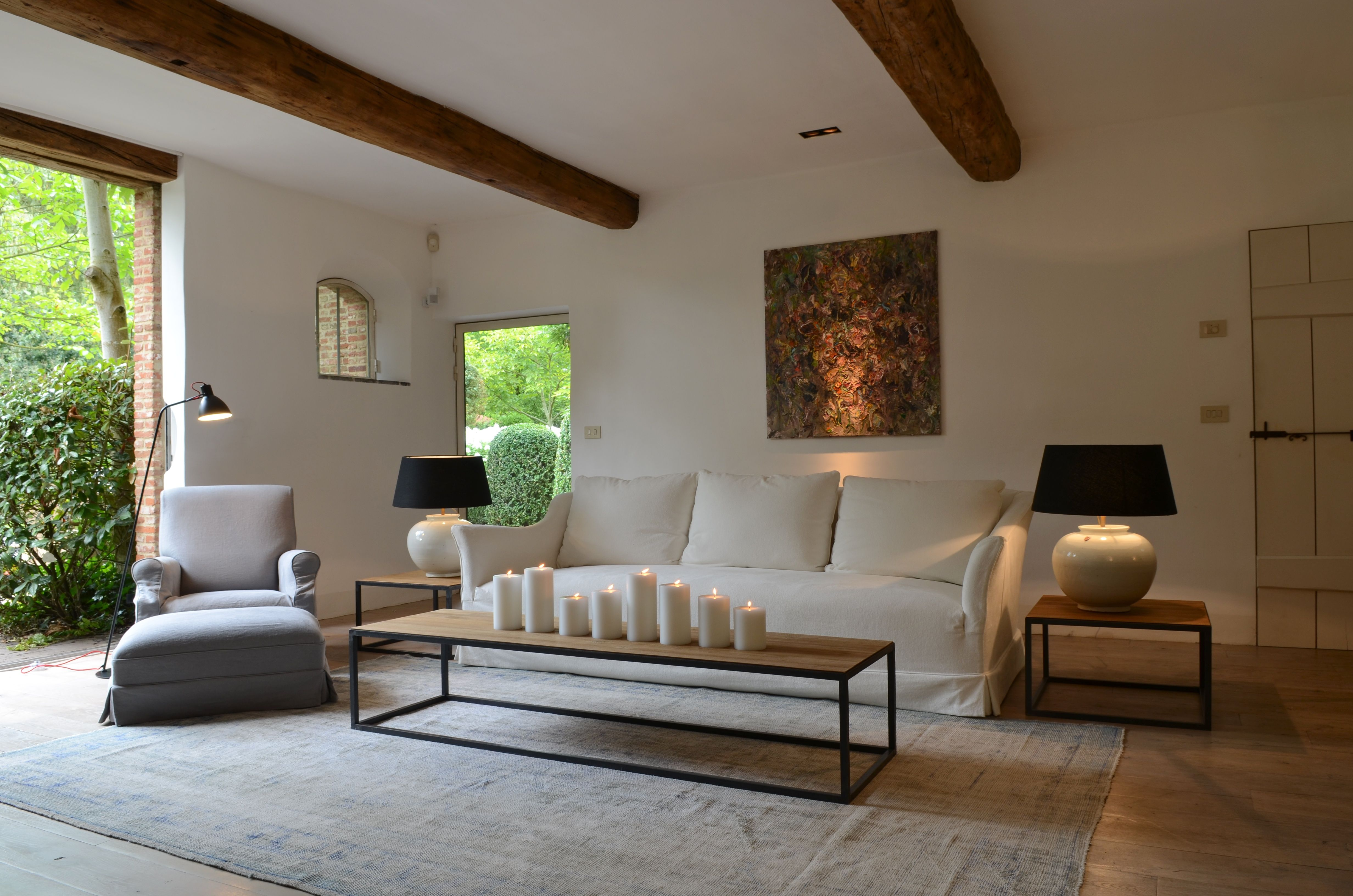Classic Style Belgian Interior Design Belgian Style Coffee Table