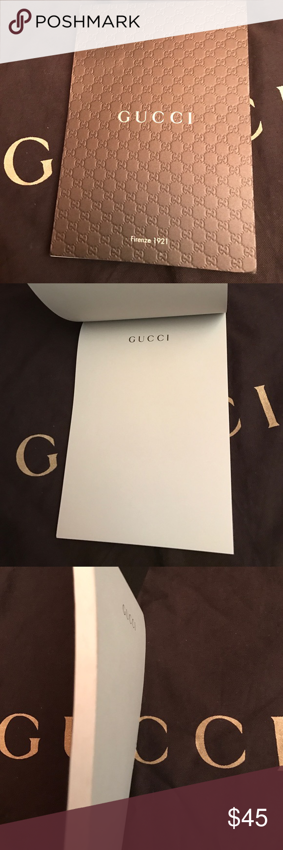 Gucci Note Writing Paper Fun Gift For That Lover Will
