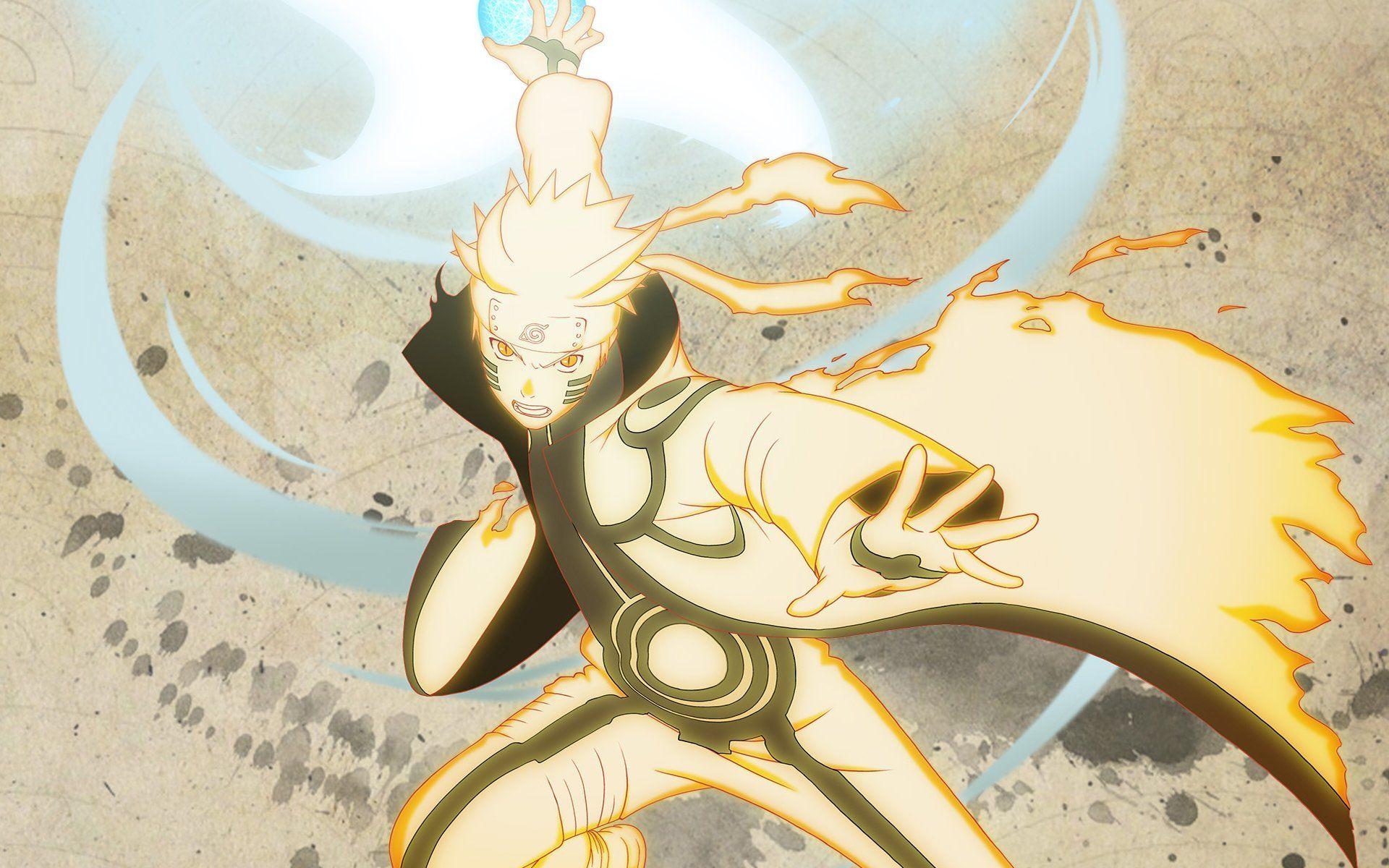 Naruto Shippuden Ultimate Ninja Storm 4 Hokage Naruto