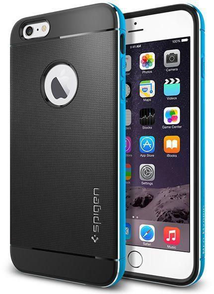 Apple Iphone 6 Plus Spigen Sgp Neo Hybrid Case Blue Price Review And Buy In Uae Dubai Abu Dhabi Apple Iphone 6 Iphone 6 Plus Apple Iphone