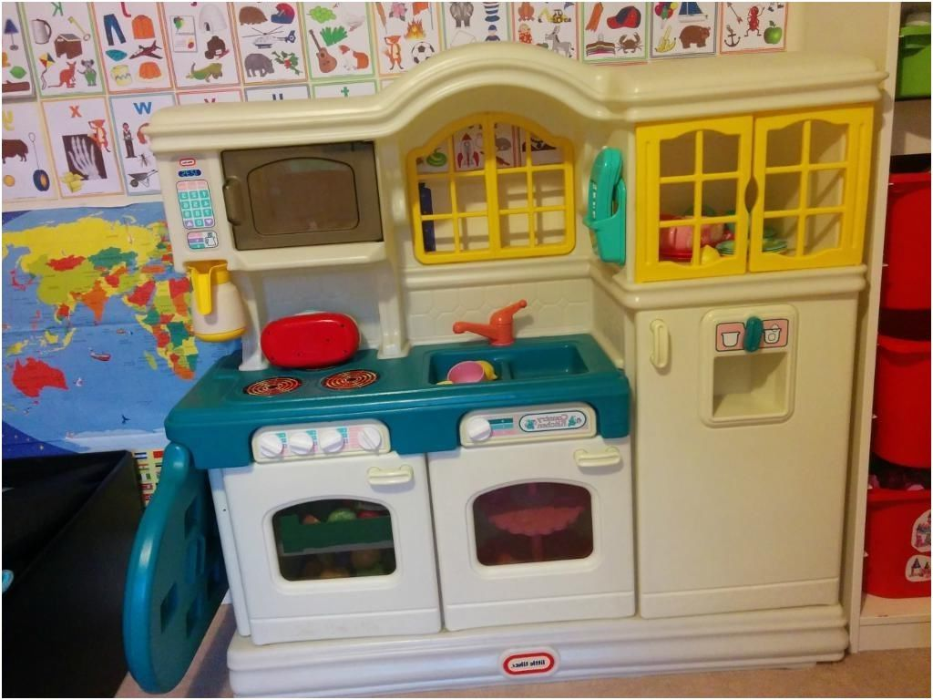 Kitchen Little Tikes Country Kitchen Replacement Parts Design From  # Muebles Little Tikes