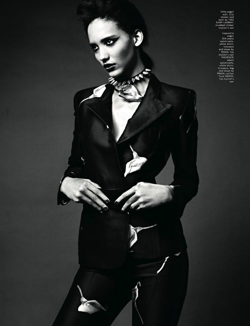 Kacper Kasprzyk | Dazed and Confused July 2012 | 'She's GotMedals' - 8 Style | Sensuality Living - Anne of Carversville Women's News