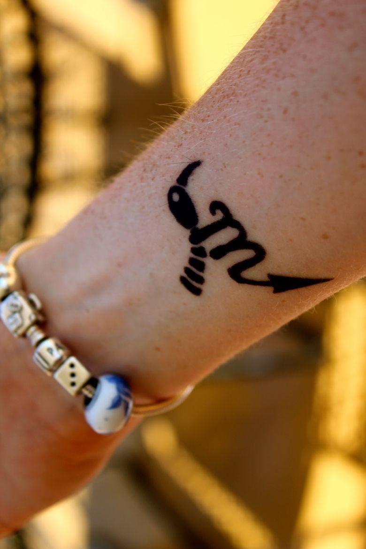 d88f4dbc7 35 Brilliant Scorpio Tattoo Ideas | Tats | Tattoos, Constellation ...
