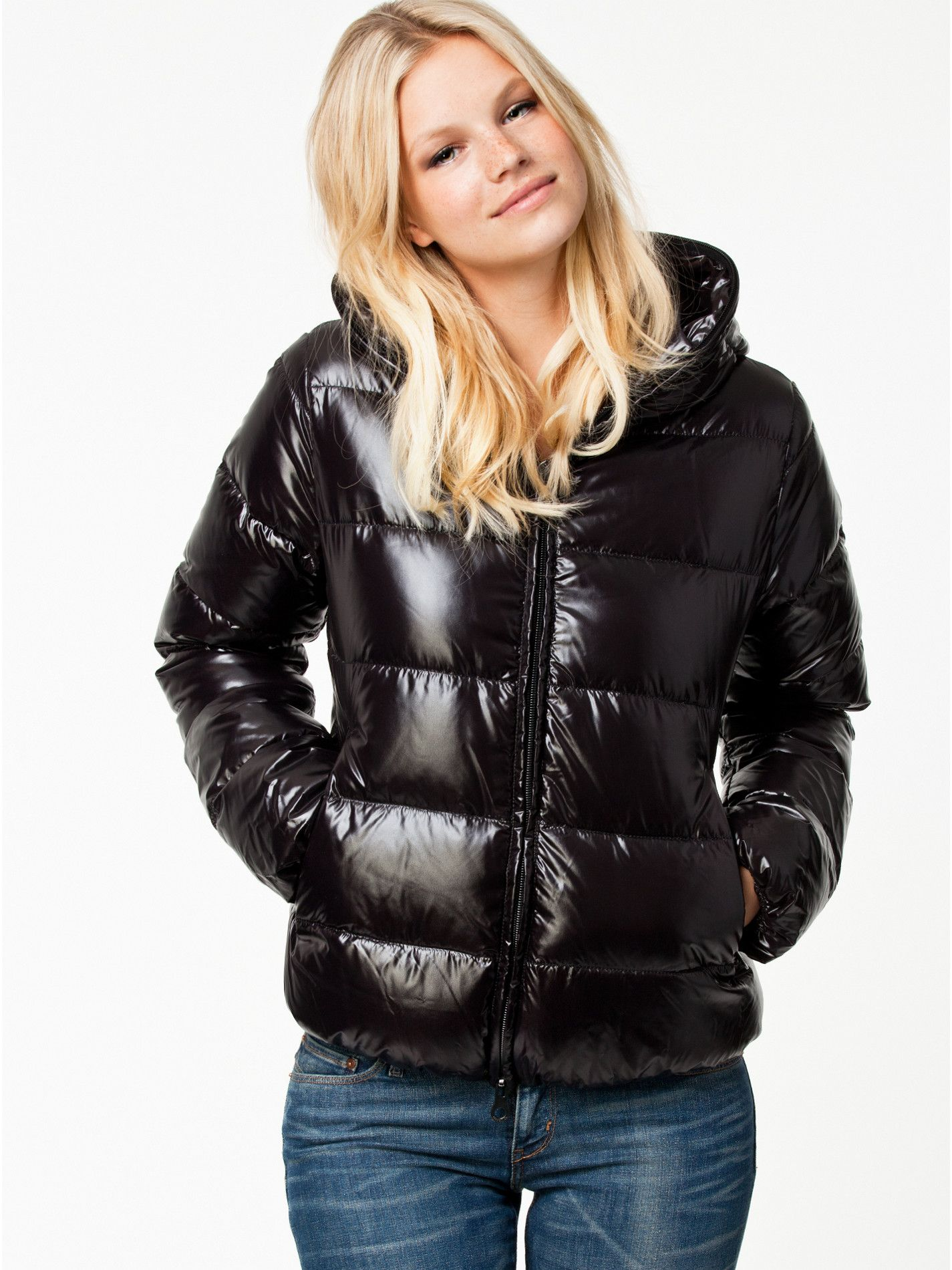 Pin by Wasatch Down on Puffy Coats | Pinterest | Black and Fashion