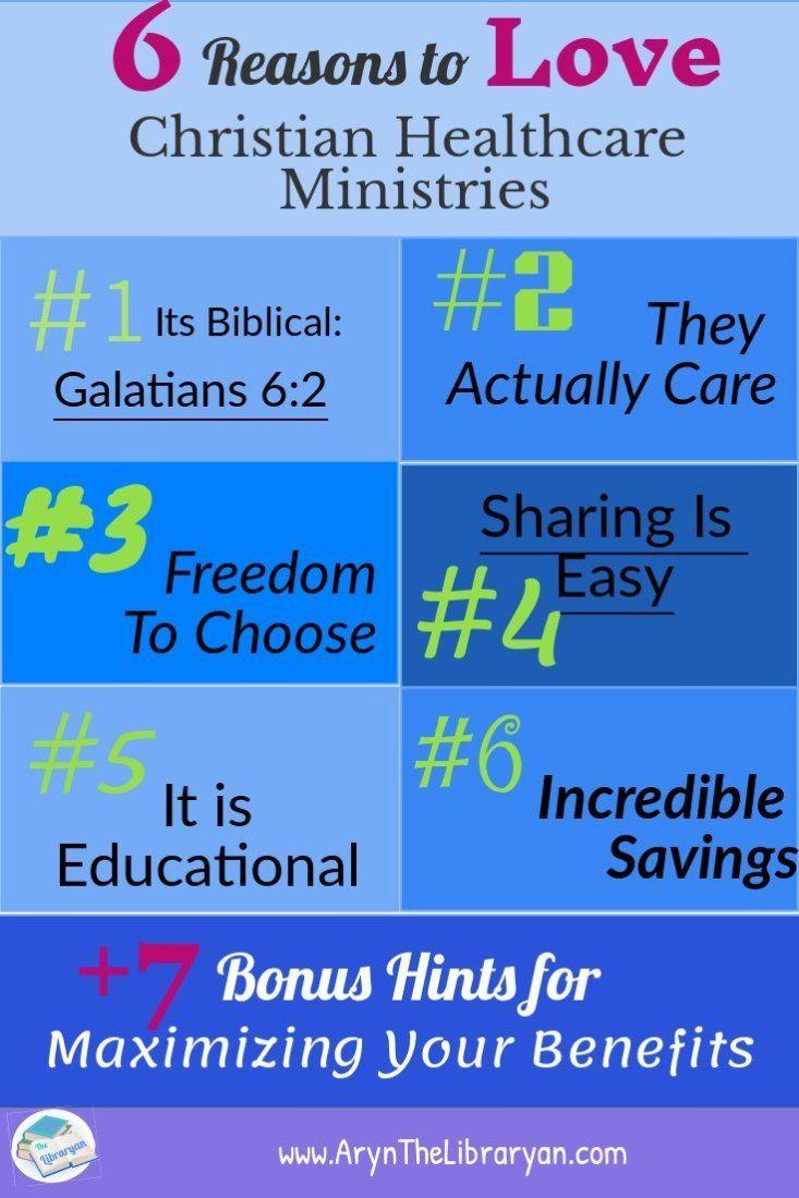 6 reasons i love christian healthcare ministries health