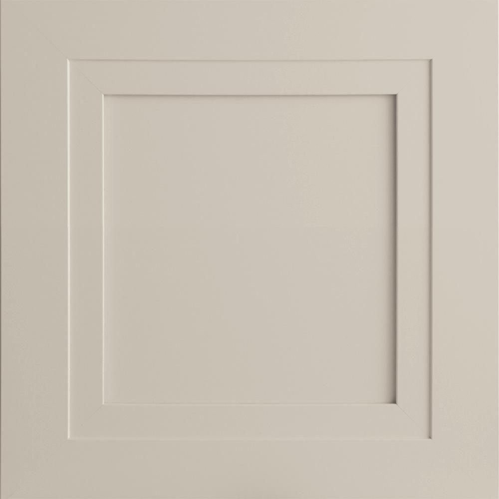 14 5x14 5 In Cabinet Door Sample In Wellston Purestyle Sharkey Gray Grey Kitchens Grey Cabinets Martha Stewart Living Kitchen