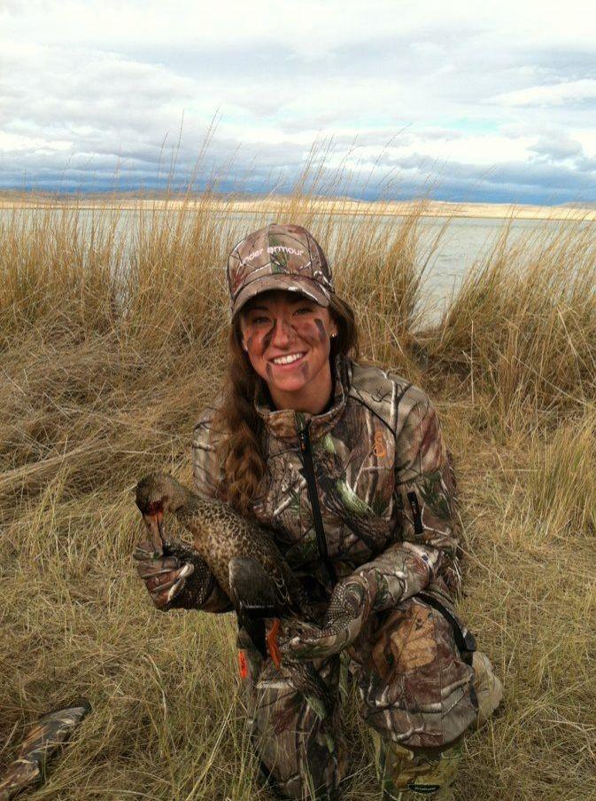 Duck Hunting for Ducks Hunting girls, Hunting women