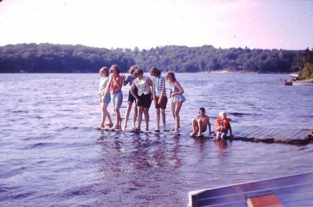 Wrentham, Massachusetts, c. 1961