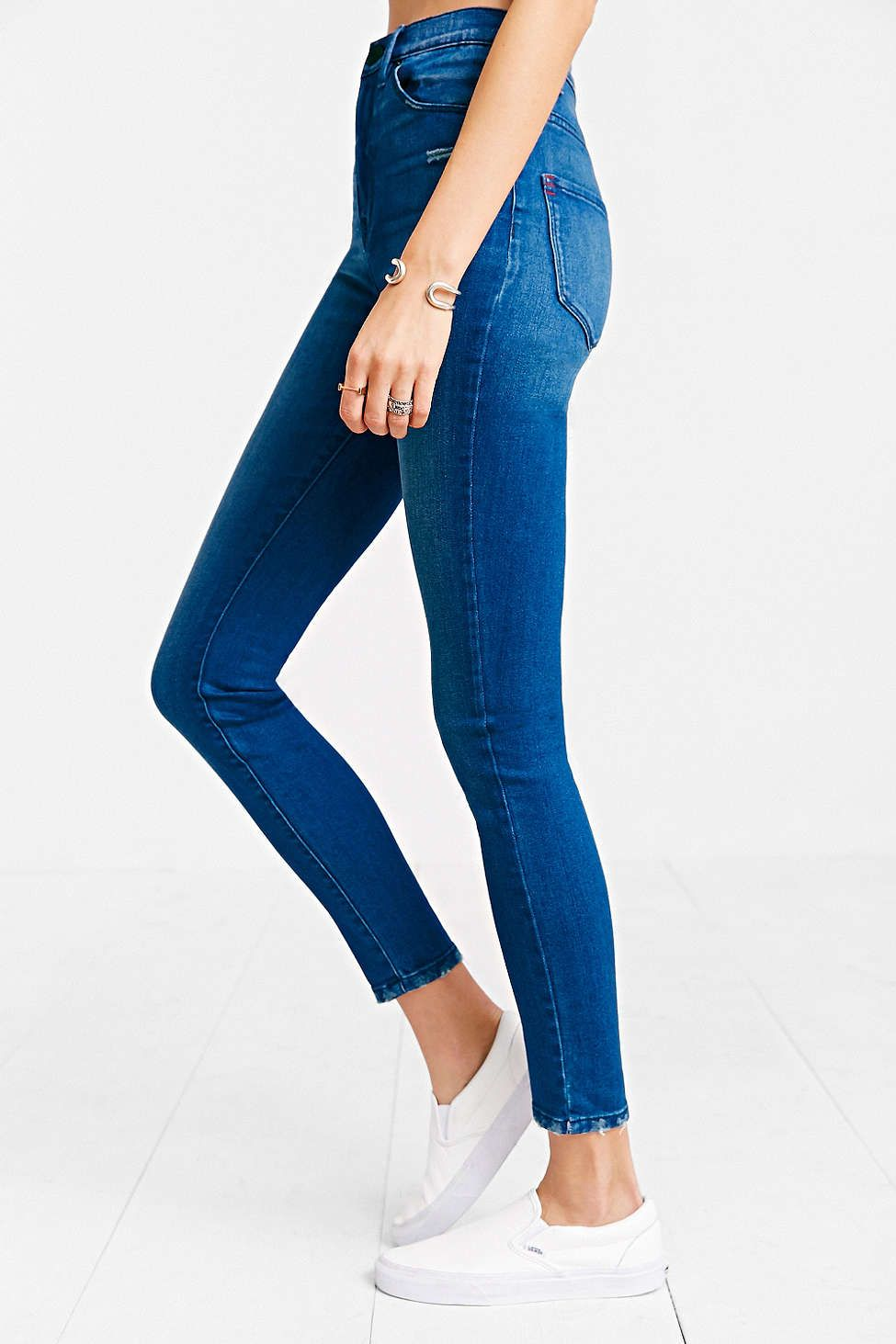 BDG Twig Super High-Rise Jean - Carley