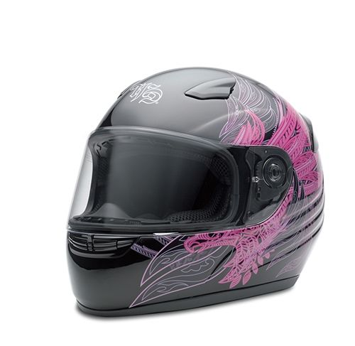 5cdd8754484 Harley Davidson Women s Motorcycle Helmet (Used Full Face Ladies Biker  Helmets)