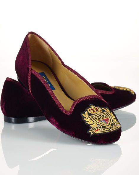 90ce40d1e Velvet Matalyn Loafer - Polo Ralph Lauren Ballets and Flats -  RalphLauren.com