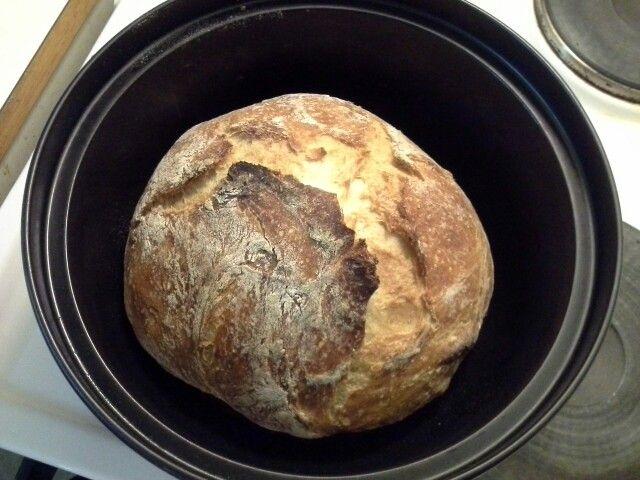 Lauantaiaamun leipä.