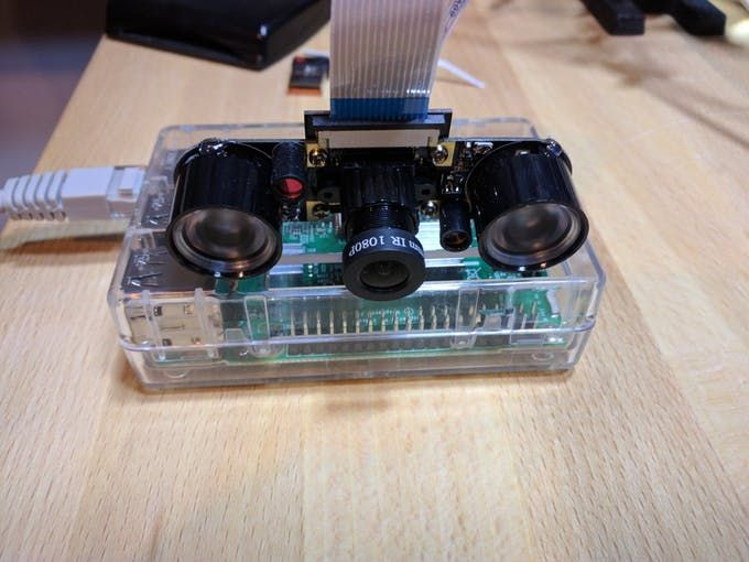 Raspberry Pi Facial Recognition using AWS Rekognition and Pi-Timolo