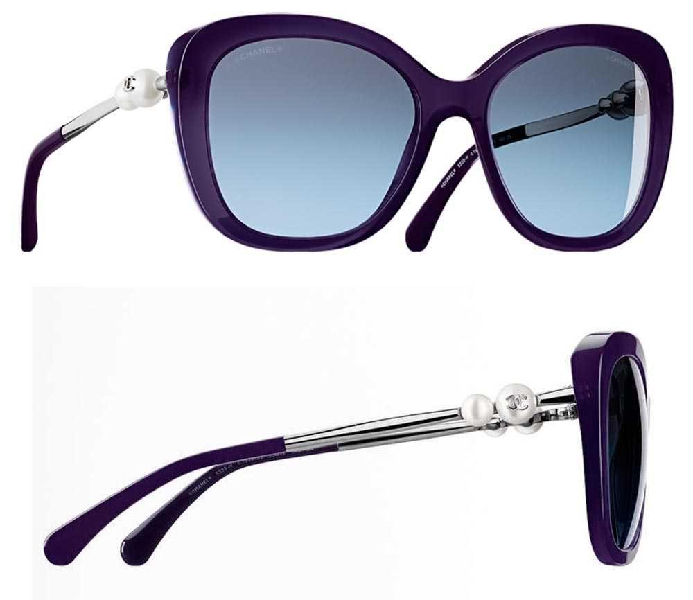 disponibilità nel Regno Unito a12a3 96c30 Occhiali da Sole Chanel 2019: Foto e Prezzi | Eyewear ...