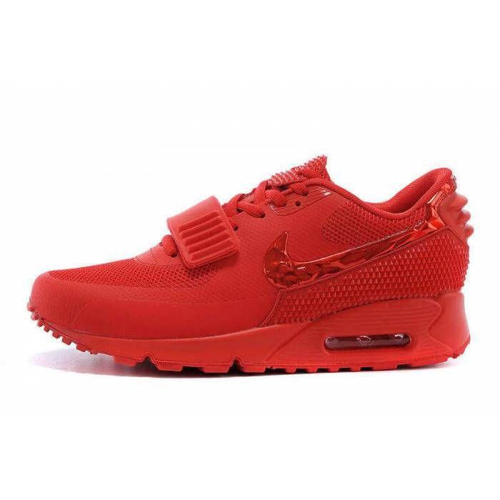 best website 915ac 2bd45 Nike Air Max 90 AIR YEEZY 2 SP - RED