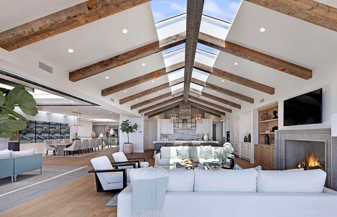Who Else Loves Skylights? Smart Design | Better Living : Genova Capital :  @tiffanygharris