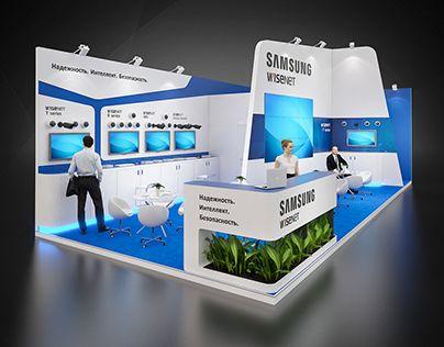 Exhibition Stand Design Presentation : Samsung exhibition exhibition booth design booth design
