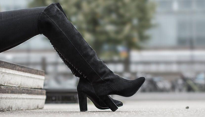 overknee laarzen sooco