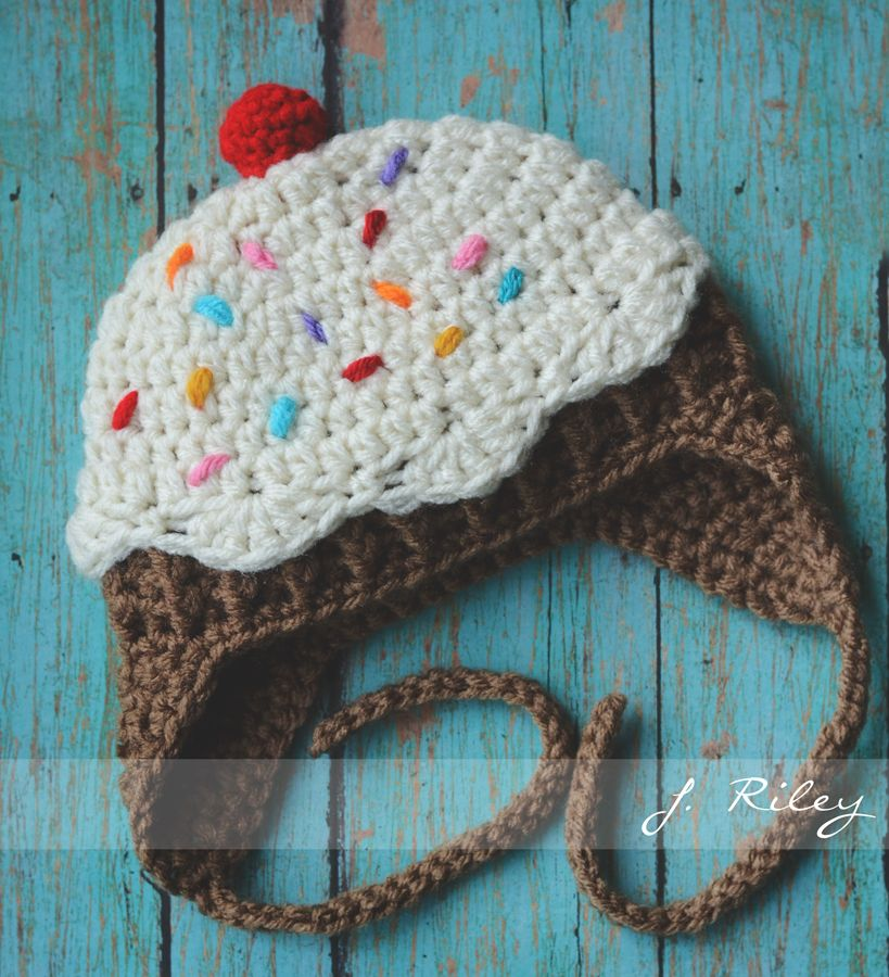 Free Cupcake Hat Pattern By Repeat Crafter Meimage Is Not Linked