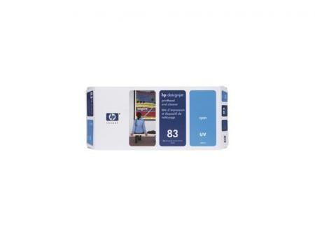 Картридж HP C4961A 83 для DesignJet 5500 UV/5500ps UV/5000 UV/5000ps UV голубой  — 14190 руб. —