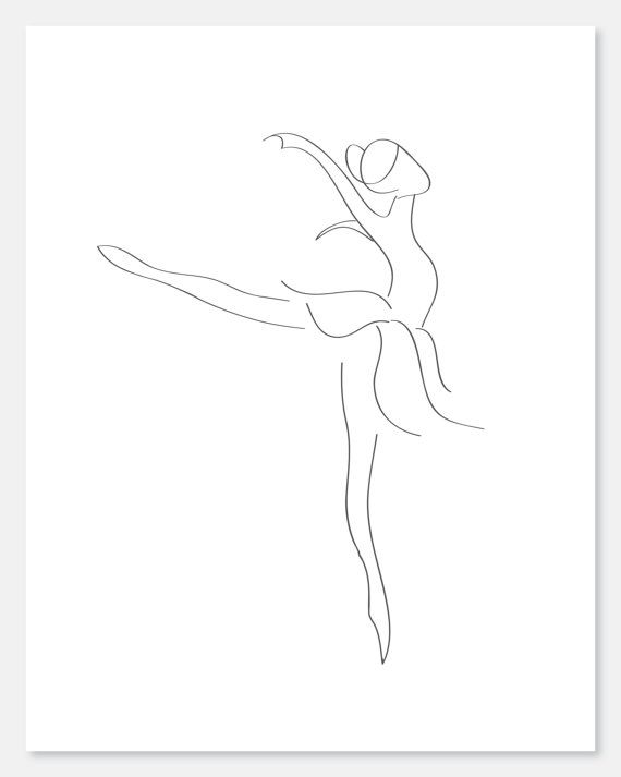 Gorgeous Dancer Print, Frame it and Gift it