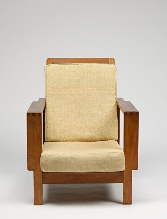 Unit Range, Armchair   (1932)   Fred WARD (designer)